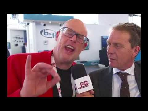 PG Security Systems Tour met eigenzinnige CEO @ Security Expo Amsterdam
