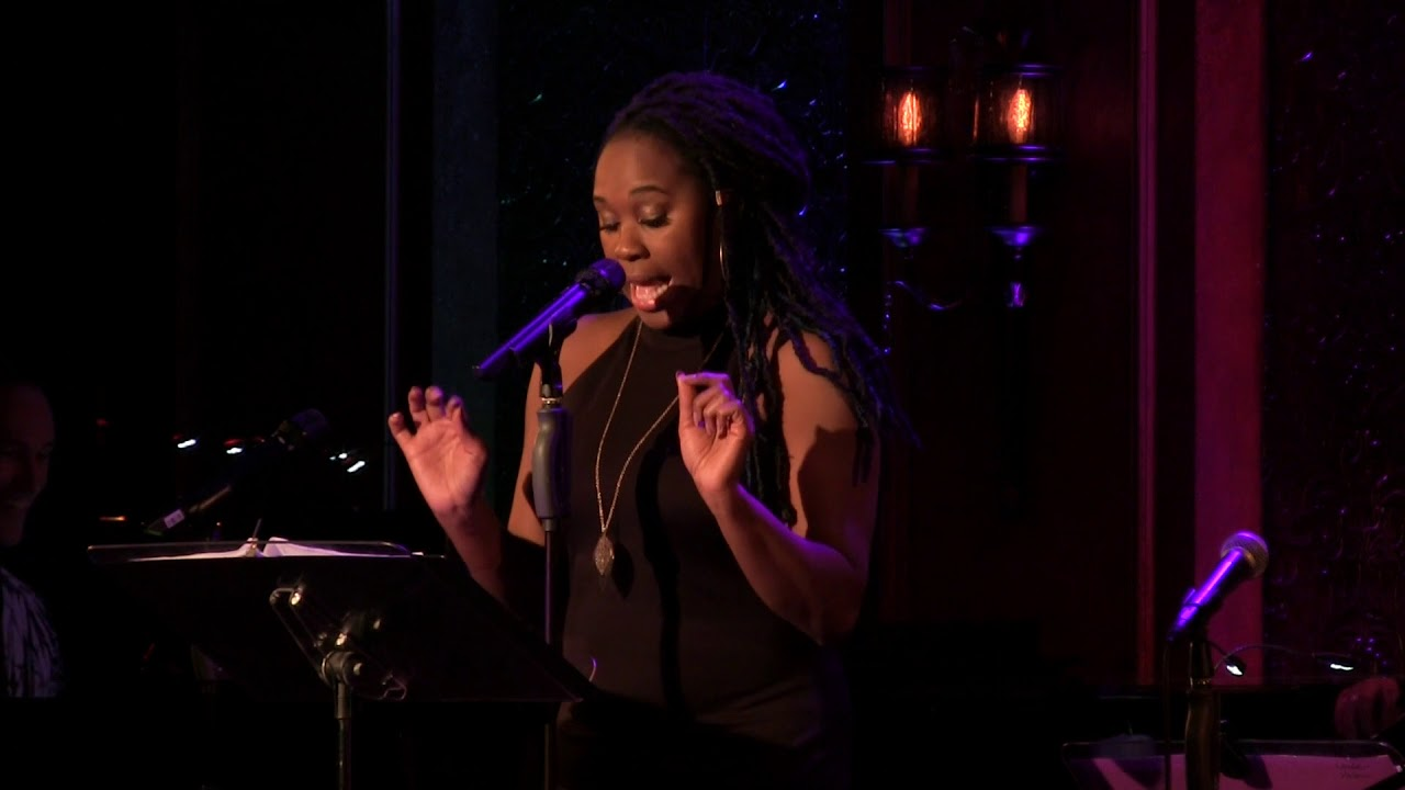 TaRea Campbell is The Lion Kings New Nala   Broadway