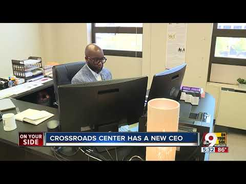 Crossroads Center has new CEO