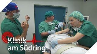 Drama im OP-Saal - Operation muss sofort abgebrochen werden | Klinik am Südring | SAT.1 TV