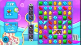 Candy Crush Soda Saga Level 208 3-STAR No Boosters