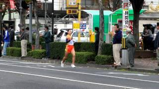 第27回東日本女子駅伝2011.11.13