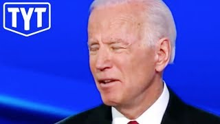 Joe Biden Defends Hunter Biden During #DemDebate