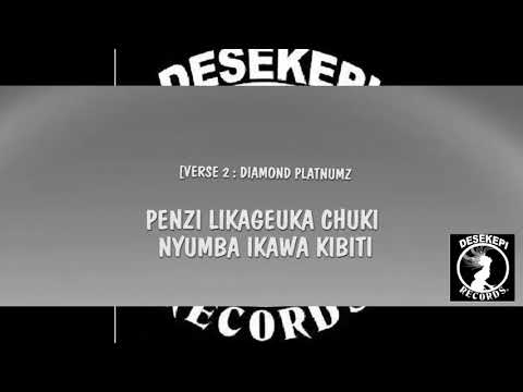 Harmonize Ft Diamond Platnumz - Kwangwaru (Instrumental/Karaoke Version With Lyrics )