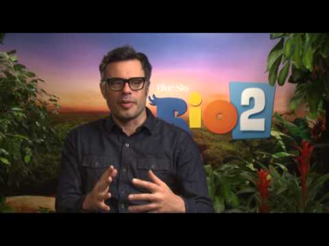 Jemaine Clement on being an evil, balding Cockatoo