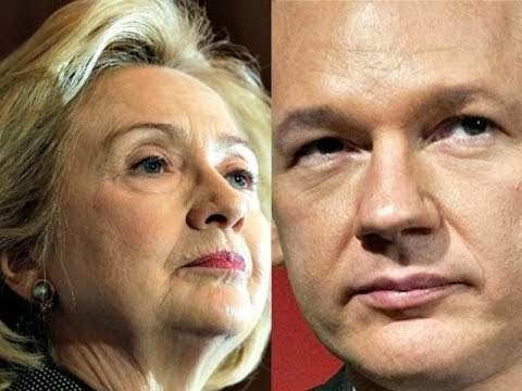 |Assange on the dangers of a Hillary Clinton presidency|
