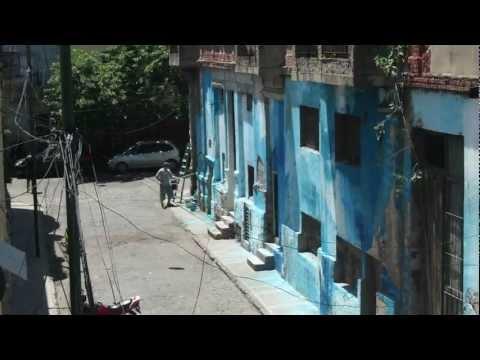 Jim Vision Graffiti Murals in Buenos Aires 2011
