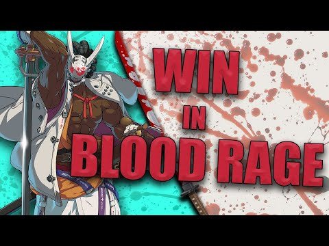 How to Win in Blood Rage |