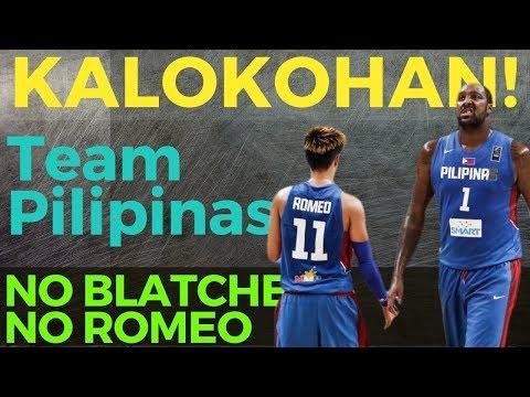 Team Gilas Pilipinas 20-Man Pool ni Yeng Guiao: Tama bang walang Blatche at Romeo?