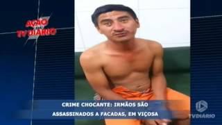 """Gambar cover """"Estava fora da minha consciência"""", diz suspeito confesso de matar crianças em Viçosa"""