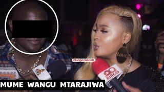 Exclusive WOLPER Amtambulisha King Bae wake Live/Napenda Pesa sio Mapenzi/Nampa Wema Biblia