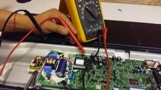 Reparación de pantalla philips 32pfl3509/f8 no enciende