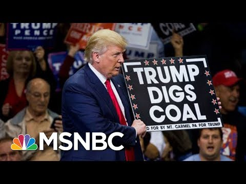 The Potential Impacts Of President Trump Lifting Coal Industry Restrictions | Velshi & Ruhle | MSNBC