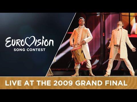 Regina - Bistra Voda (Bosnia & Herzegovina) LIVE 2009 Eurovision Song Contest
