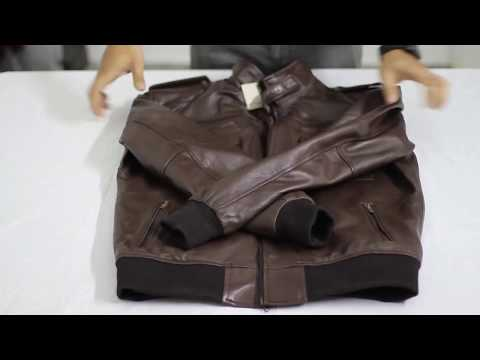 Unboxing Of Brian Brown Bomber Leather Jacket | Film Jackets