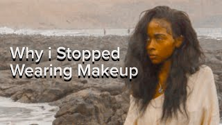 Why I Stopped Wearing Makeup ? + My favorite non-makeup beauty products