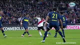 Download Video River 3 - Boca 1 Copa Libertadores 2018. Gol Pratto Portugués MP3 3GP MP4