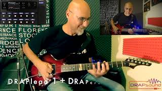 HELIX vs REAL AMP with DRAPsound patches!