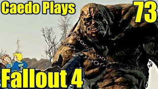 Fallout 4 - Ghouls Galore! - Caedo Plays #73