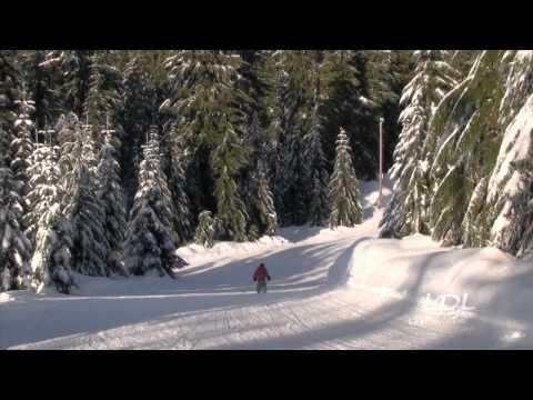 Cypress Mountain, West Vancouver, British Columbia, Canada. Nordic 01