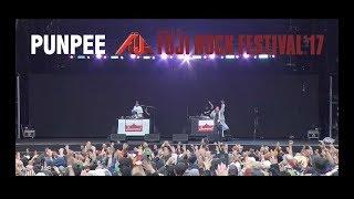PUNPEE - FUJI ROCK FESTIVAL'17