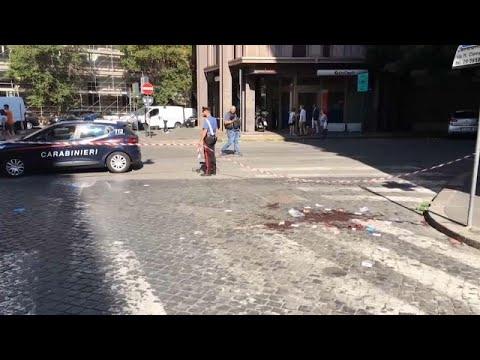 Задержан подозреваемый в убийстве итальянского полицеского…