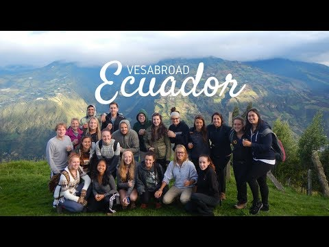 Ecuador: Amazonas Explored 2014 - Volunteer Eco Students Abroad (VESA)