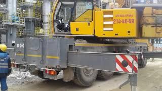 Автокран Liebherr LTM 1095-5.1