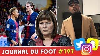 Véronique RABIOT tacle le PSG et NEYMAR ! EVRA s'excuse, Pépé au Bayern ?