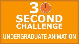 (Entegre yüksek lisans)Animasyon 30 Saniye Meydan - BA/MArt Sanat