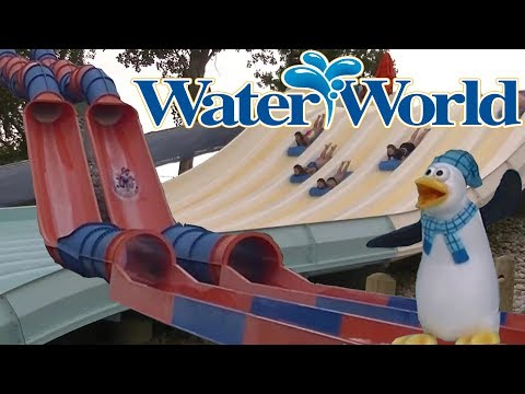 Water World (Colorado Water Park) Tour & Review with Ranger