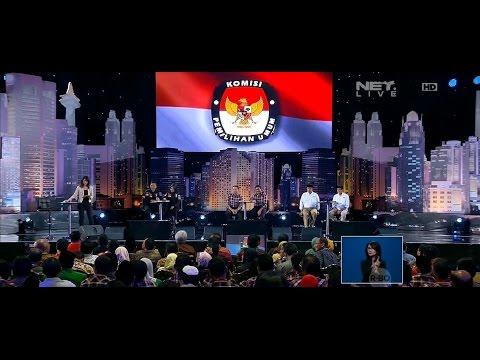 Debat 1 Pilkada DKI Jakarta 2017 - Visi & Misi, Program Kerja 100 Hari, Integritas