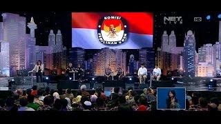 Video Debat 1 Pilkada DKI Jakarta 2017 - Visi & Misi, Program Kerja 100 Hari, Integritas download MP3, 3GP, MP4, WEBM, AVI, FLV Desember 2017