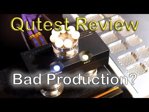 Chord Qutest Review How Does It Sound For Worse Produced Music HiFi Dac Review