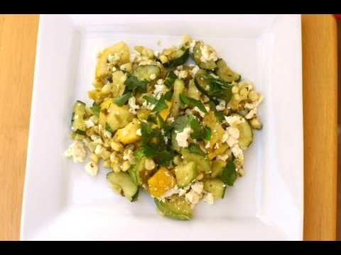 How To Make Calabacitas – A Mexican Zucchini Recipe – It's Gluten Free by Rockin Robin