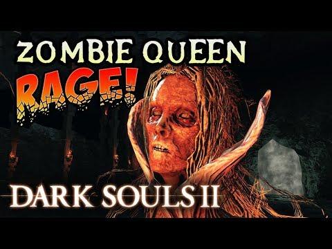 ELANA BOSS ANGER! Dark Souls 2 Second Sin Hard Mod Rage! (#36)