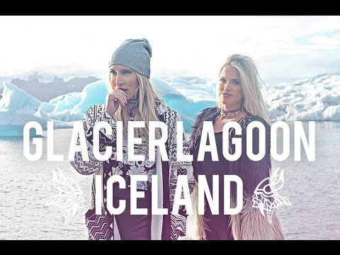 BEST DAY EVER! ICELAND GLACIER LAGOON - Zodiac Tour Vlog