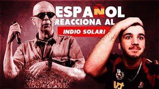 ESPAÑOL REACCIONA AL INDIO SOLARI - JIJIJI (POGO MÁS GRANDE DEL MUNDO)
