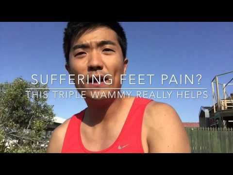 Feet Or Ankle Pains With Running Or Walking