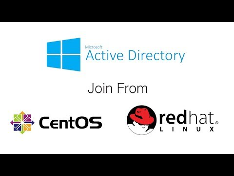 join active directory domain network from centos RHEL - Part -1