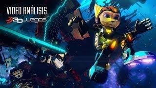 Ratchet & Clank Nexus - Vídeo Análisis 3DJuegos