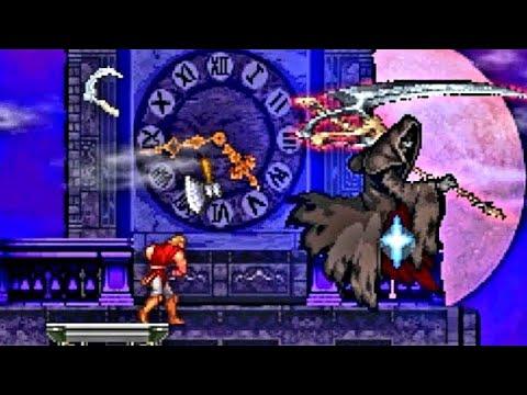 Castlevania: The Adventure ReBirth (Wii) Playthrough - NintendoComplete