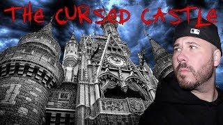 exploring the haunted cursed castle omargoshtv