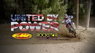 United by Power : Teaser  - Cooper Webb, Jason Anderson...
