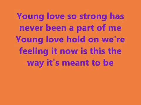 Air Supply    Young Love with Lyrics