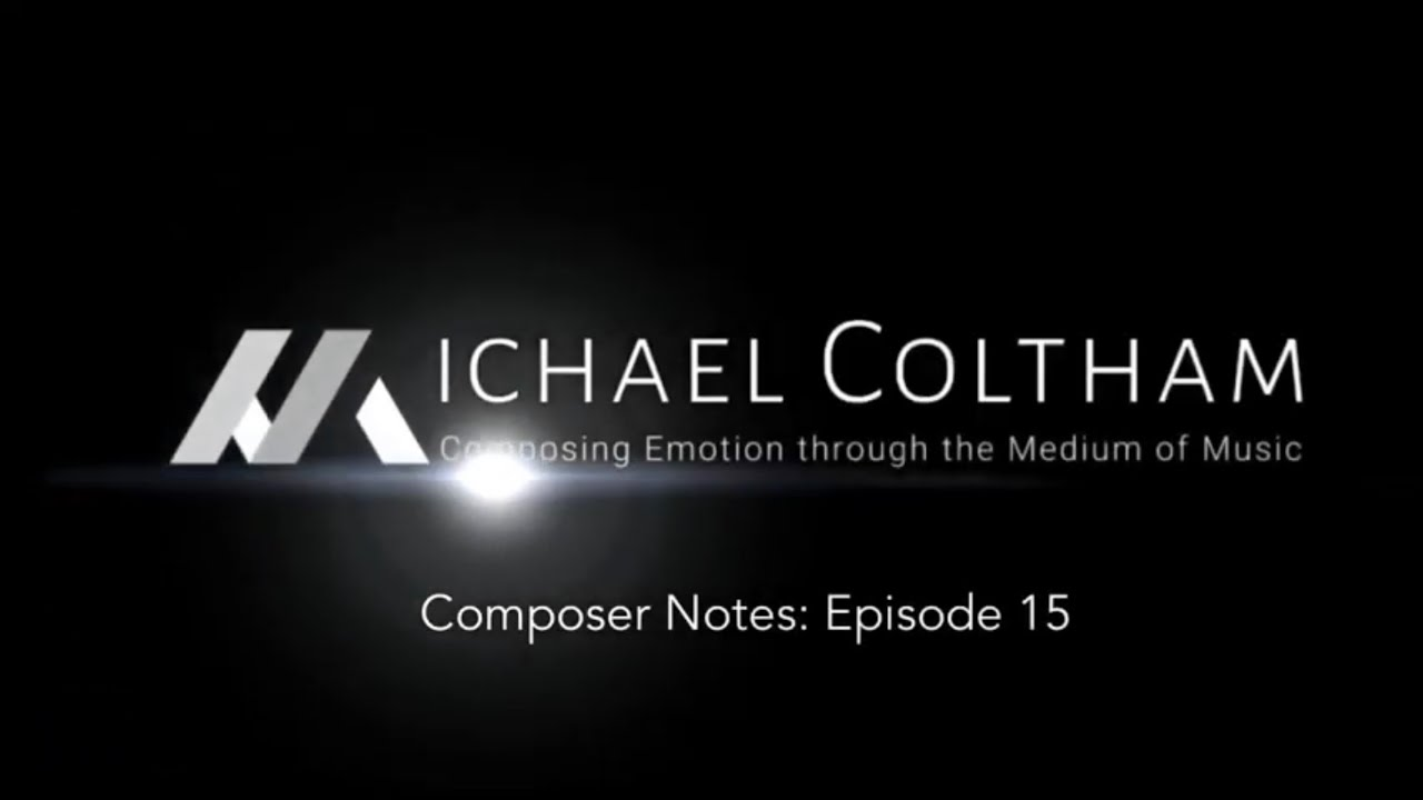 Composer Notes: Ep. 15 - Mac Vs PC