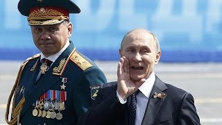 Vlagyimir Putyin szerint lejárt a katonai tömbök ideje