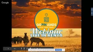 LIVE from Kenya! [Tips on using our new version]