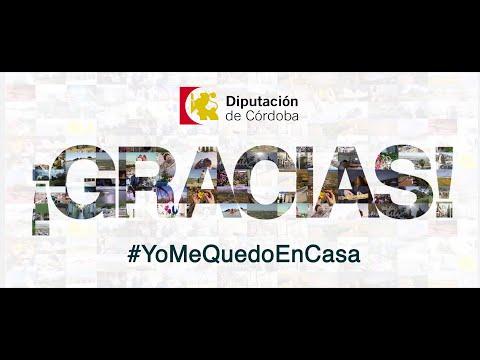 VÍDEO: Diputación de Córdoba #YoMeQuedoEnCasa