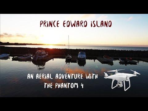Exploring Prince Edward Island (Phantom 4)